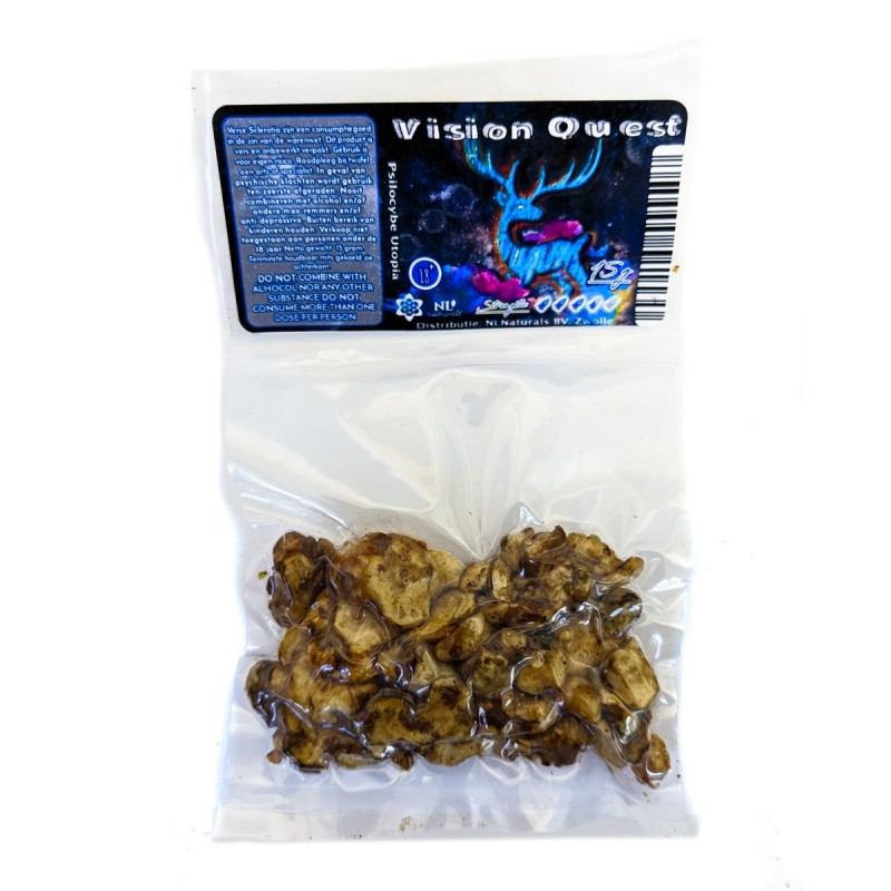 Psilocybe Vision Quest Magic Truffles